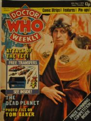 Dr Who Weekly #4
